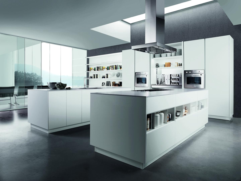 Cucine di design moderno dimensione legnodimensione legno for Non solo salotti luxury