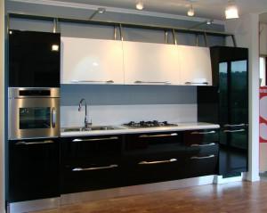 SCAVOLINI cucina Flux - dimensione legnodimensione legno