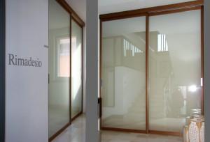 RIMADESIO porte scorrevoli Siparium - dimensione legnodimensione legno