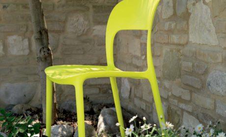 Sedia gipsy bontempi dimensione legnodimensione legno