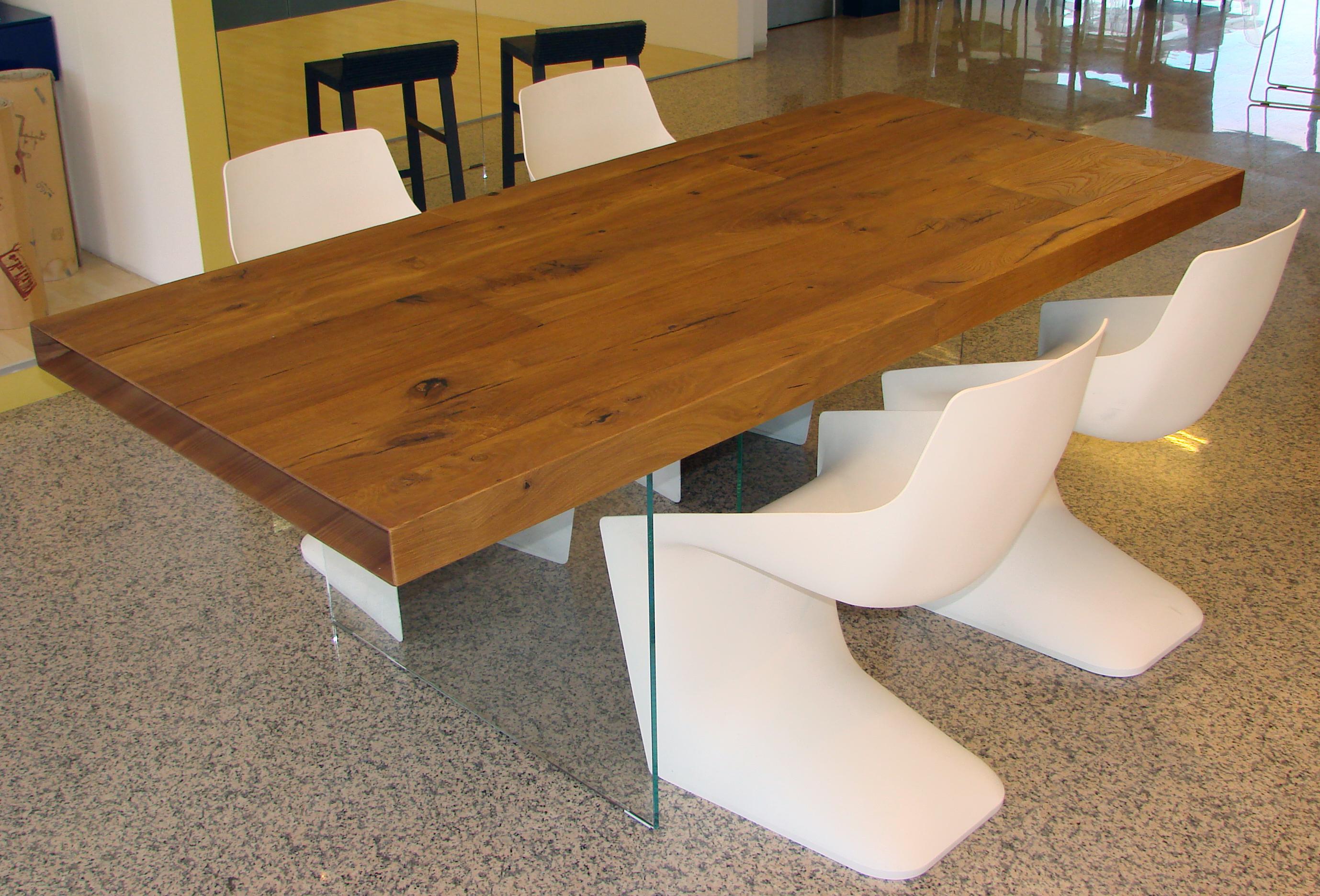 Tavolo AIR wildwood OUTLET - dimensione legnodimensione legno